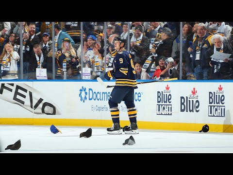 Eichel Dazzles In Win With All 4 Buffalo Goals