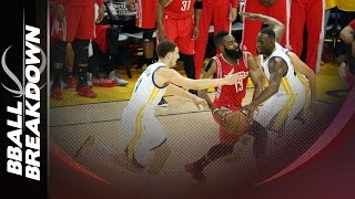 Did The Refs Calls Hurt The Rockets vs Warriors In Game 1? Court Call