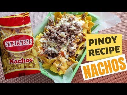 Home Made Nachos Pinoy Recipe