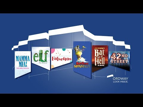 2018-2019 Broadway Series | Ordway Center for the Performing Arts