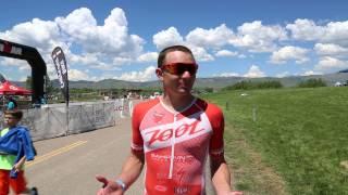 Bahrain Endurance 13 - Ben Hoffman at 70.3 Boulder