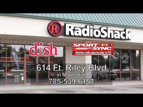 Manhattan Kansas Radio Shack - Sports