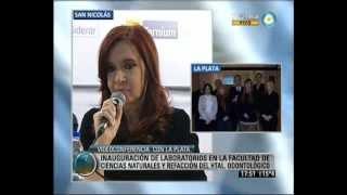 Visión 7: La Presidenta inauguró una planta de Ternium Siderar del Grupo Techint
