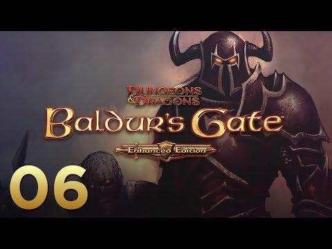 Baldur's Gate: Enhanced Edition - Episode 06 - Slayed By Wizards