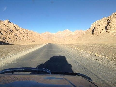 Tajikistan Silk Road Trip