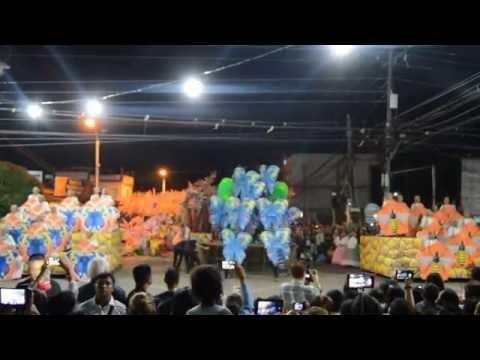 Street Dancing - Puerto Princesa Contingent - Mimaropa Festival Nov. 9, 2016