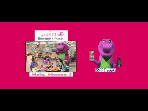 Barney & Friends: Season 1, Episode 29: Hola, Mexico!