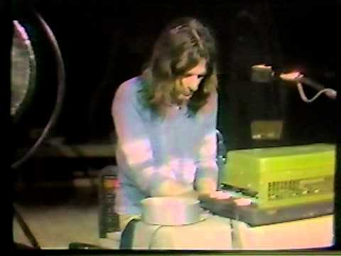 Pink Floyd - Live KQED TV 1970 - Cymbaline
