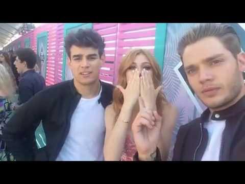 Teen Choice Awards 2016 With Shadowhunters Cast