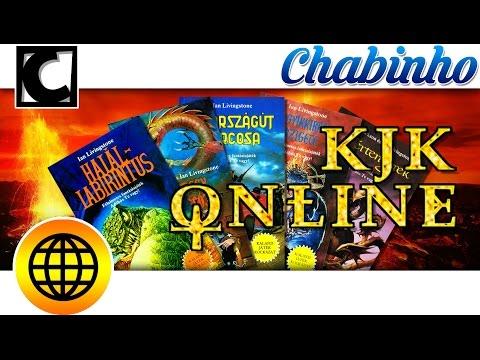 KJK Online - Online játszható játékkönyvek