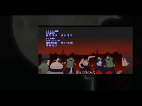 Naruto Shippuden Ending 33 SANA   Kotoba no Iranai Yakusoku