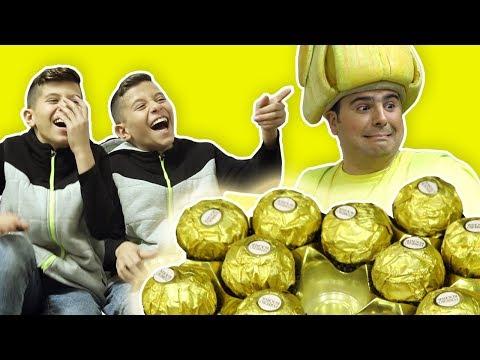 فوزي موزي وتوتي – علبة الشوكولاطة – Chocolate box