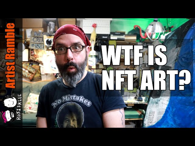 Opinion On The NFT Art Market From A Couple Of Noobs