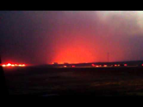 Lethbridge fire Nov. 27, 2011