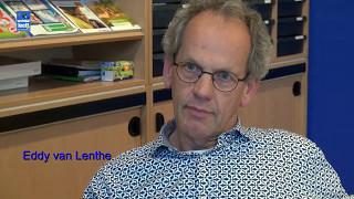 Eddy van Lenthe afscheid van de avondschool