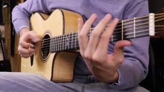 The Spider - Travis Bowman (fingerstyle guitar)