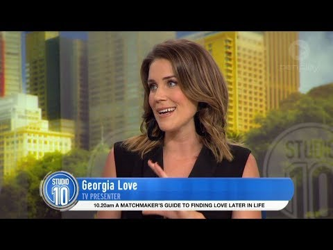What Does Georgia Love Think Of This Year's Bachelor Contestants... | Studio 10