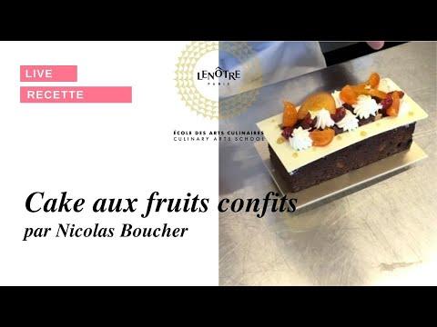 ecole-lenôtre-:-recette-de-cake-aux-fruits-confits