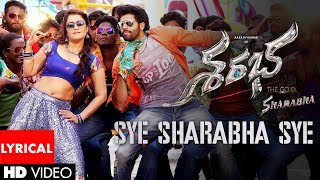 Sye Sharabha Sye Full Song With Lyrics Sharabha Songs Aakash Kumar Sehdev, Mishti, Jaya Prada