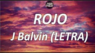 J. Balvin - Rojo