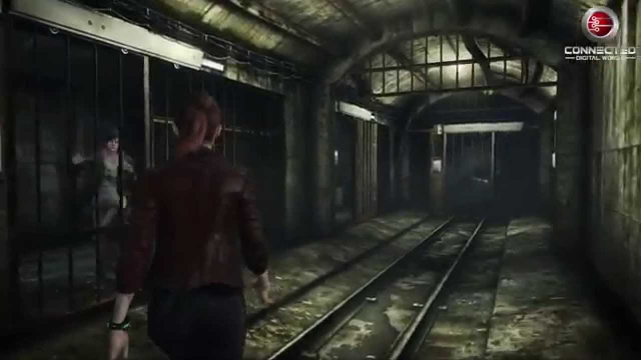 Resident Evil : Revelations 2 Gameplay Footage in 1080p - YouTube