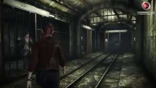 Resident Evil : Revelations 2 Gameplay Footage in 1080p