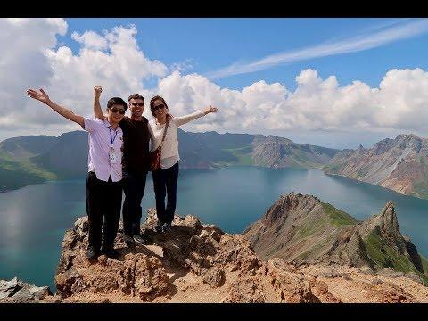 YPT does Mt. Paektu, North Korea