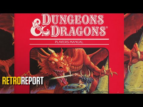 Dungeons & Dragons: Lessons from a Media Panic | Retro Report