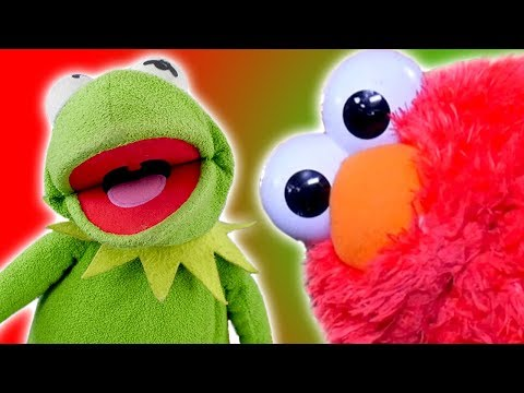 Elmo And Kermit The Frogs Funniest Moments 2017!