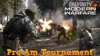 Call of Duty x Game Fuel Pro-Am Tournament - Shrouds Stream