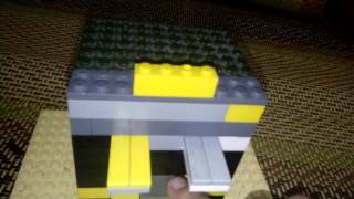 Máy nhả hướng dương Lego cực hay !!!Nhớ Like và Subcribe