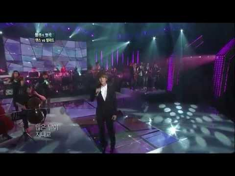 [HIT]불후의명곡2(Immortal Songs 2)-규현(Cho Kyu Hyun, Super Juinor) 기억의 습�0903 KBS