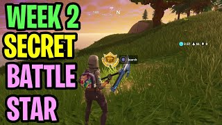 "Fortnite: Week 2 ""FREE TIER"" LOCATION! - Fortnite Free Tiers! ""BLOCKBUSTER"" Week 2 Reward Unlocked"