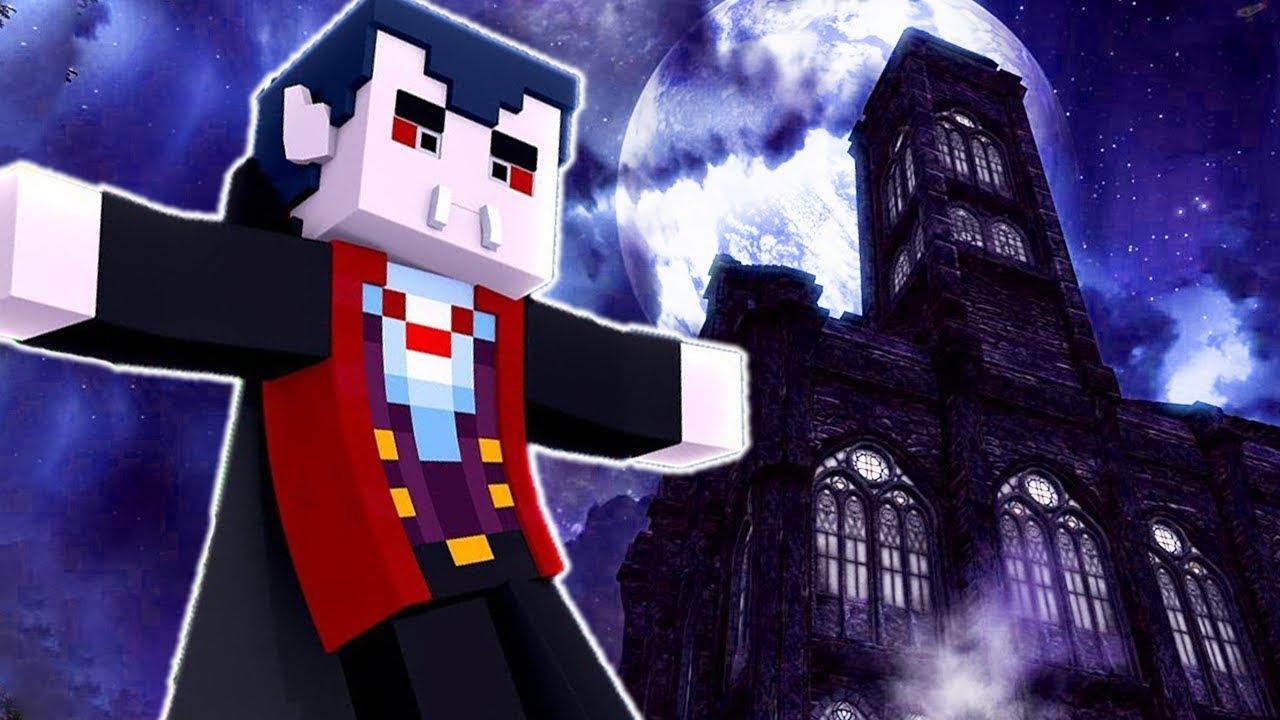 вампир майнкрафт #2