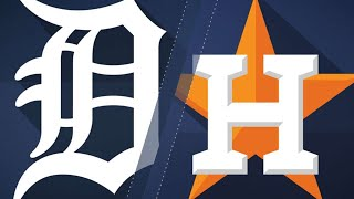 Tigers hit 4 homers in 6-3 win at Astros: 7/15/18