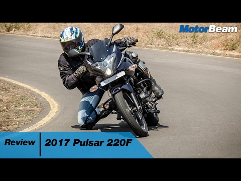 2017 Pulsar 220 Review - Not The Fastest Indian Anymore | MotorBeam