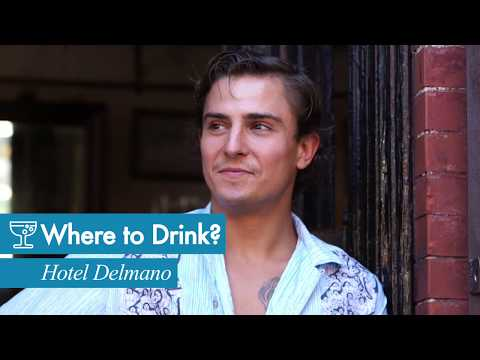 New York City | Where to Drink: Hotel Delmano