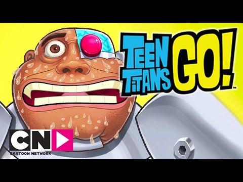 Teen Titans Go! | Meat Battle | Cartoon Network