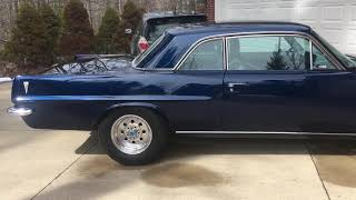 1963 Pontiac Lemans walk around