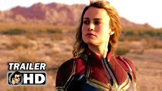 "CAPTAIN MARVEL ""Join The Avengers"" TV Spot Trailer (2019) Marvel Superhero Movie HD"