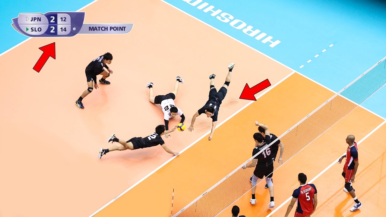 HERE'S WHY Japan is the Most Disciplined Volleyball Team in the World !!!
