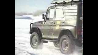 УАЗ внедорожник - как сделать настоящий джип made in Yakutia(Как сделать настоящий вездеход из УАЗа. Наглядное видео с рекомендациями профессионалов OFF-road. Видеоинстру..., 2013-12-27T16:12:09.000Z)
