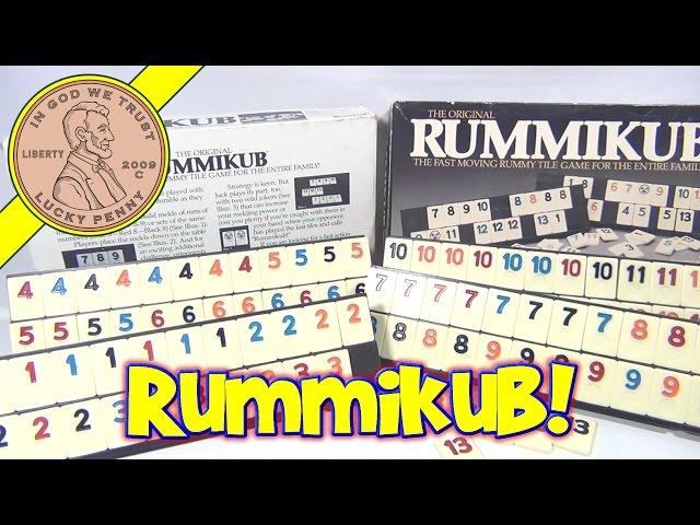 Rummikub Boardgamesweb