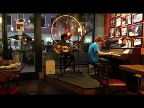 Paramore - Hard Times (Cover) LIVE AT CAFFE FRASCATI