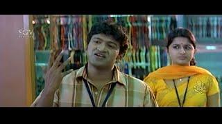 ನಿನಗೆ ಕೆಲಸ ಇಲ್ಲ, ನೀನು Job ಕೊಡಿಸ್ತಿಯಾ | Puneeth Rajkumar helps handicap guy | Kannada Movies