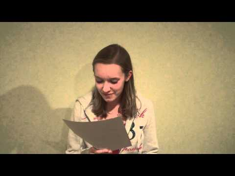Sound of Music Monologue