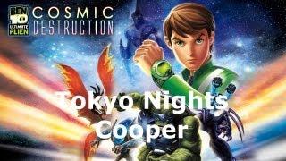 Ben 10: Tokyo Nights - Boss - Cooper