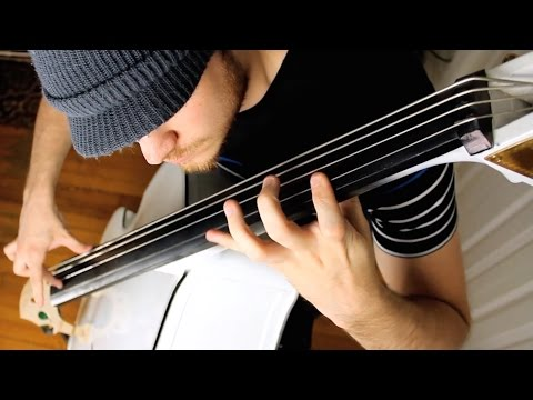 cliff-burton---anesthesia-(upright-bass-cover)