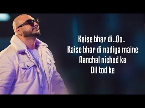 B Praak – Dil Tod Ke (Lyrics) Rochak K, Manoj M  Abhishek S,Kaashish V  Bhushan Kumar