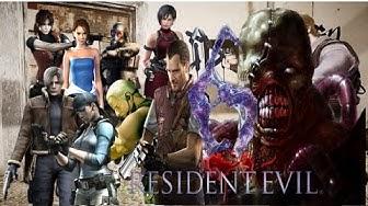 Resident Evil 6 - Pack Mods 2015